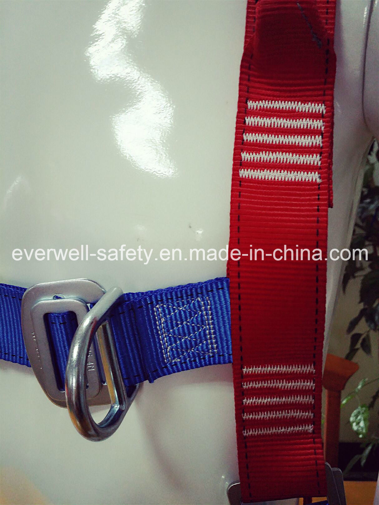 Seat Belt with Three-Point Fixed Mode (EW0313H)