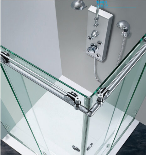 Exporter Stainless Steel 304 Glass Sliding Door Roller for Shower Door