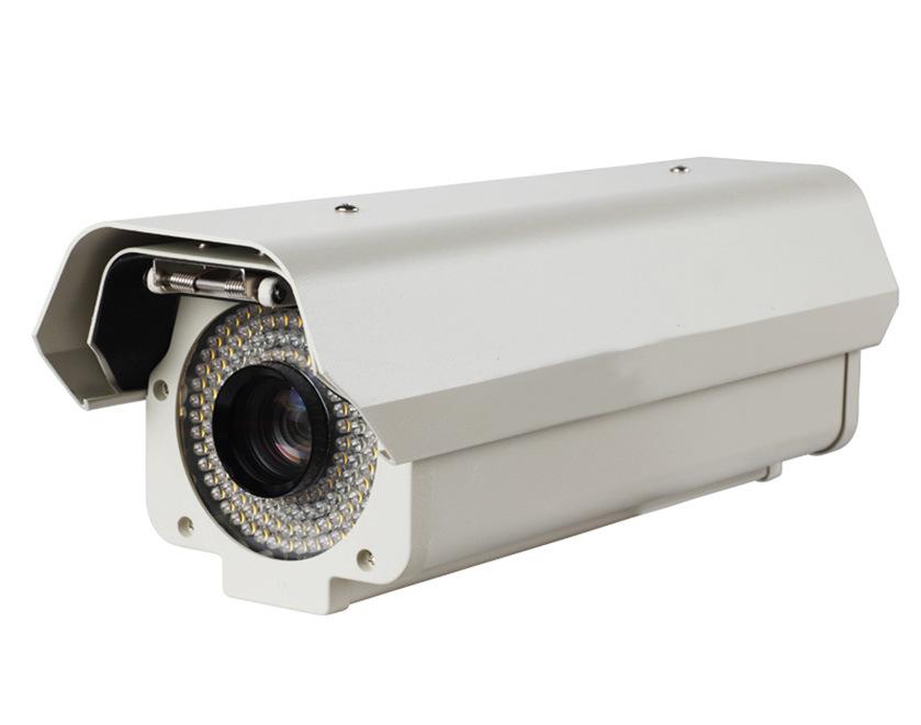 2.0MP 1080P WDR Network IP License Plate Capture Lpr Camera