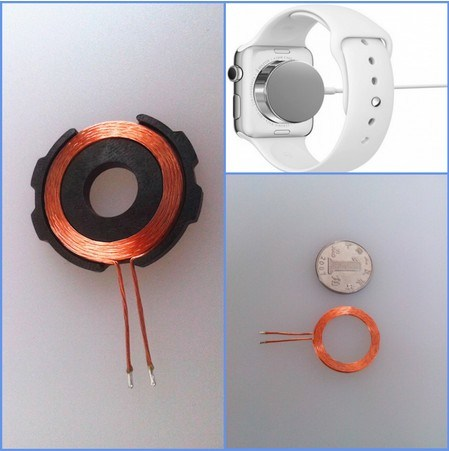 Small Coil Ferrite Core Coil High Inductance Sensor Coil