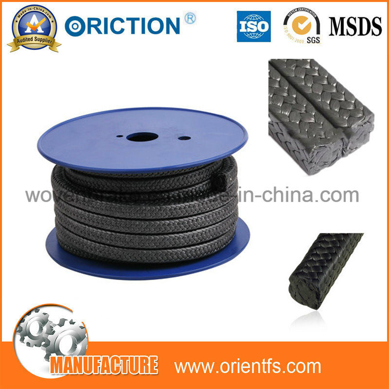 Gland Packing Price Stuffing Box Seal PTFE Packing Non Lubricated Water Pump Seal Compression Packing