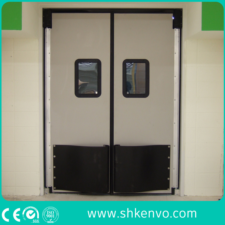 Stainless Steel or ABS Plastic Crash Bumper Impact Traffic Door