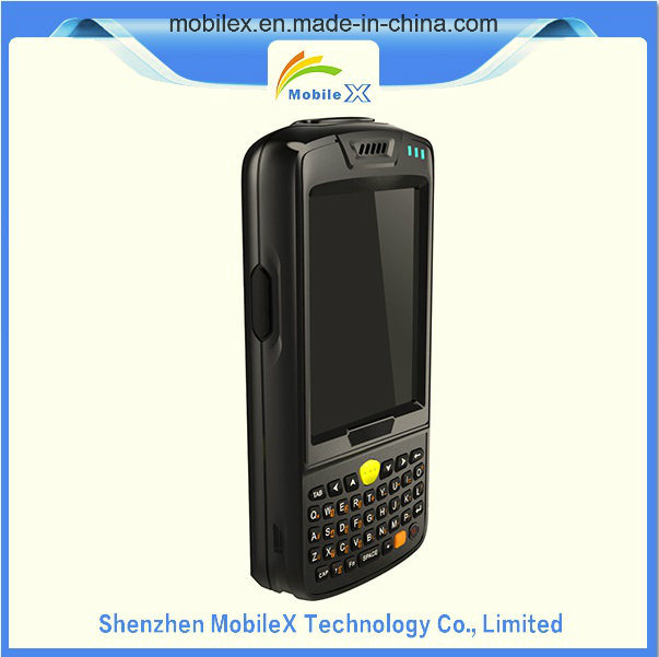 Qwerty PDA with Pistol Grip, 1d/2D Barcode Scanner