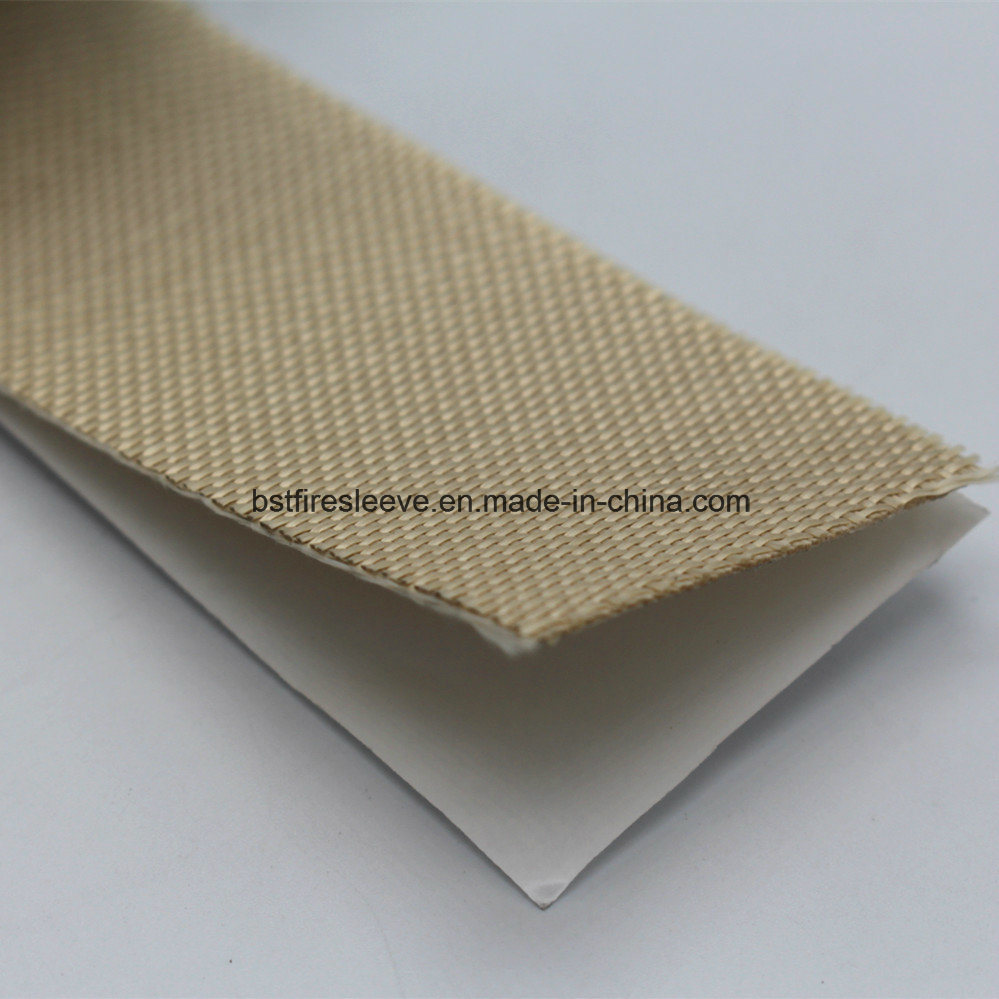 High Temperature Silica Tape with Adhesive Backing