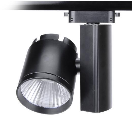 5-Year Warranty CRI90+ 20W Citizen COB LED Ceiling Spot Tracklight with Osram Driver