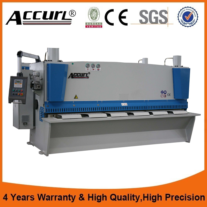 CNC Hydraulic Cutting Machine for Steel Plate