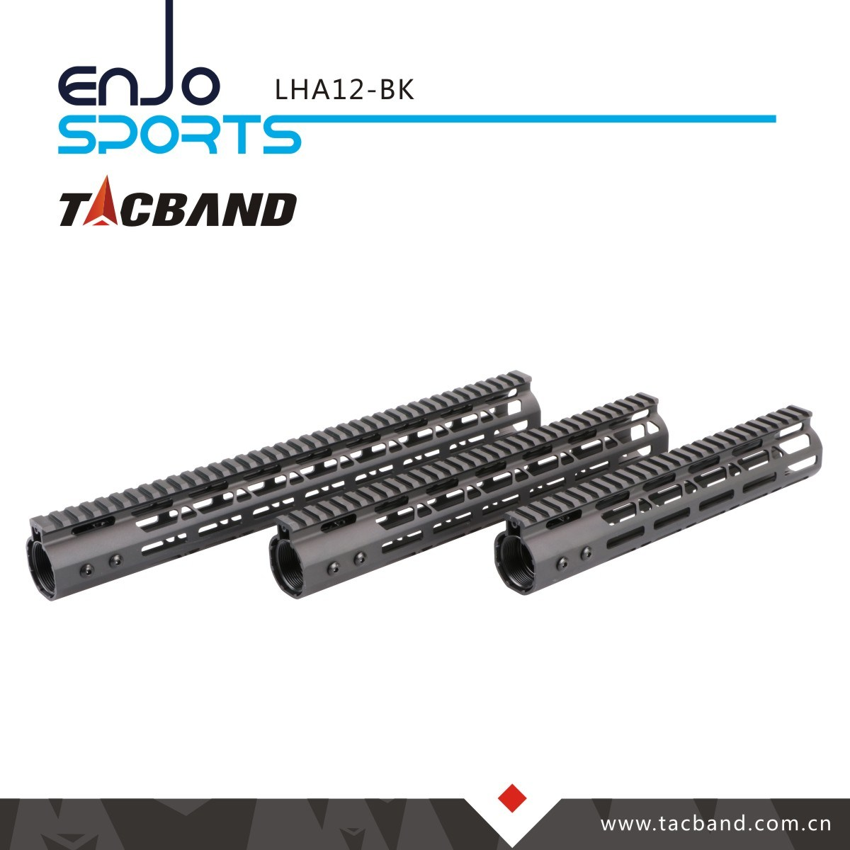 "Lha Series M-Lok 15"" Superslim Ar Handguards CNC Machined"