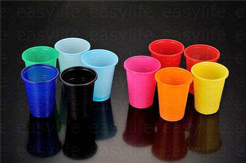 7oz (200ml) C077086 Disposable PP/PS Plastic Cup
