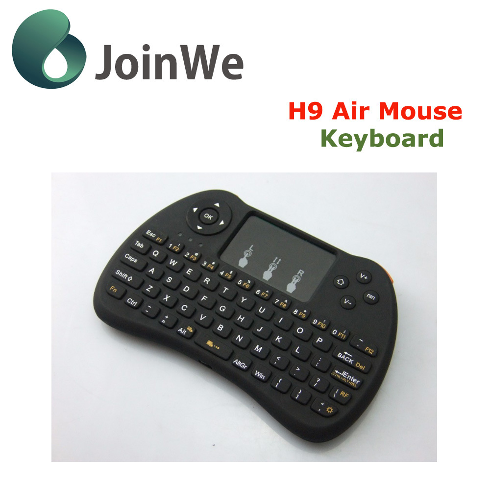 H9 Air Mouse Wireless Mini 2.4GHz Mini Keyboard