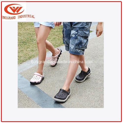 Fashion Design Summer Children EVA Clogs for Outdoor