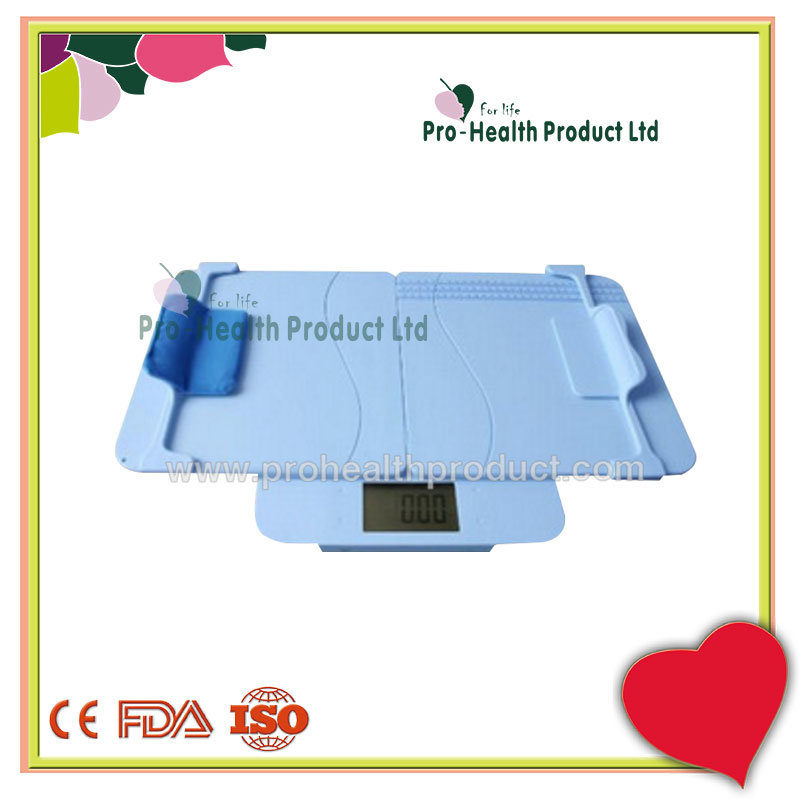 Electronic Baby Height Measuring Board And Digital Weight Scale