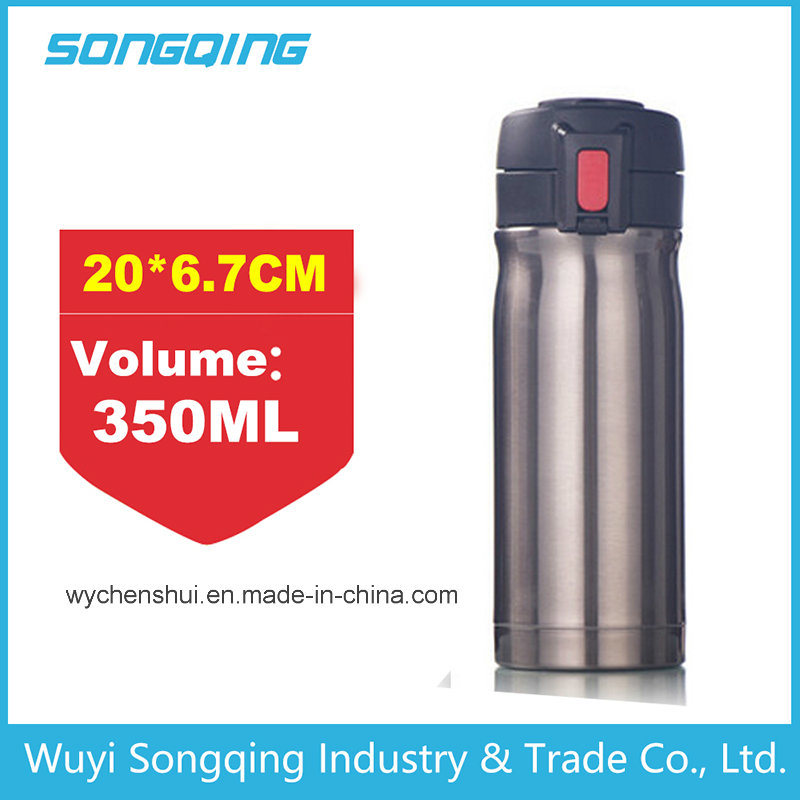 Wholesale Personallized Funky Double Wall Stainless Steel Thermos Vacuum Flask