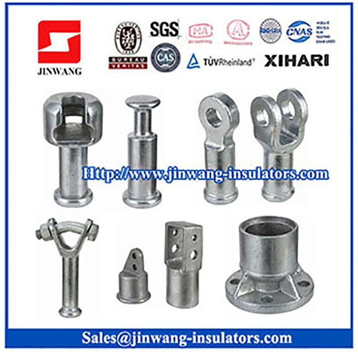 End Fittings for Composite Insulators/Composite Suspension Insulator Fitting
