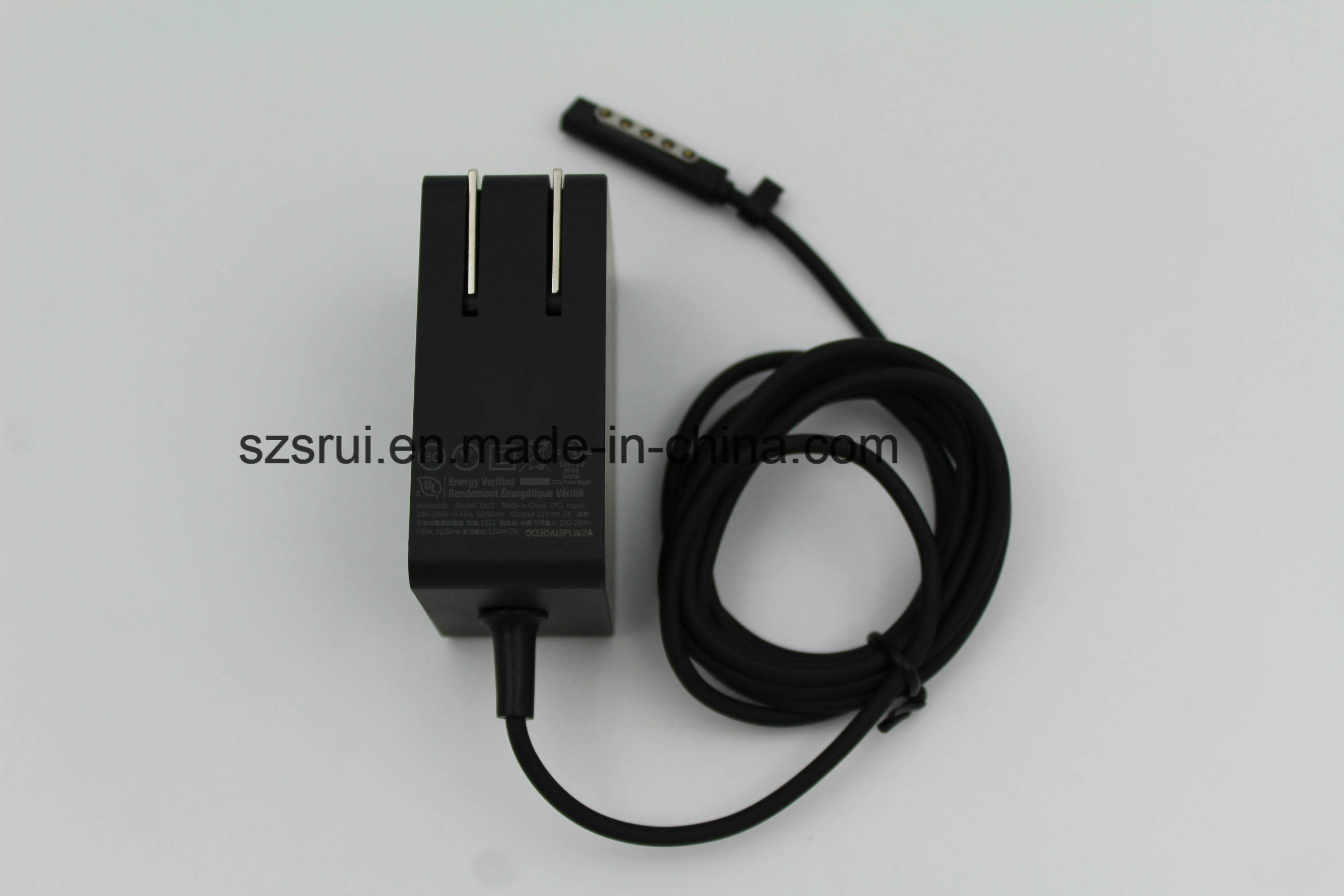 New OEM Microsoft Surface 2 Rt / PRO 1/2 24W 12V 2A AC Adapter 1513 1512