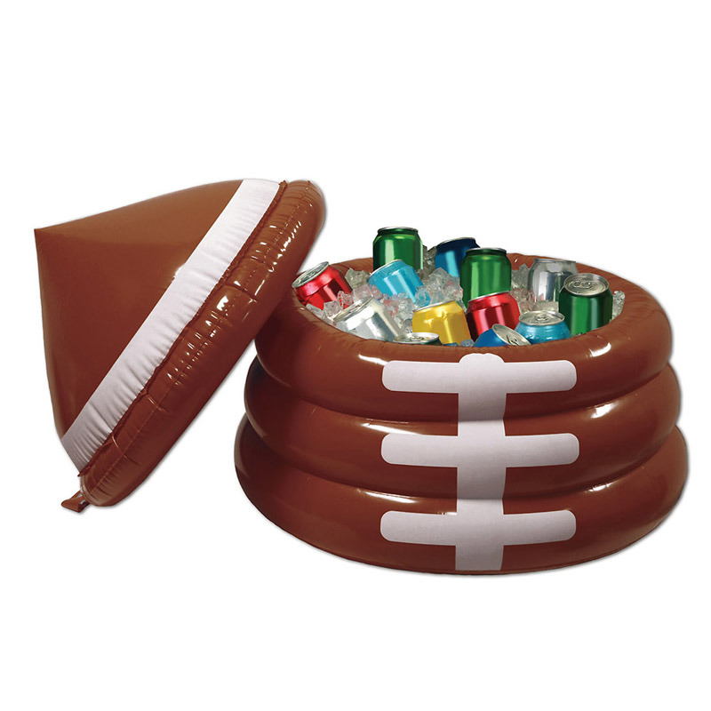 Promotion Gifts Party Beer Cooler Inflatable Baseball Ice Bucket