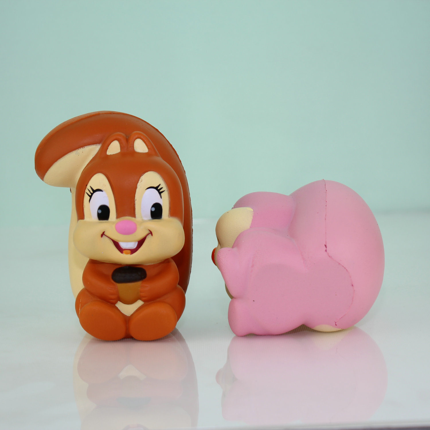 Low Price Promotion Is Very Cute Squirrel Soft Toy