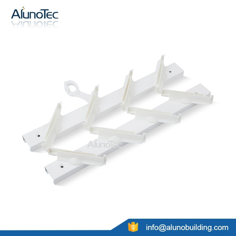 Aluno 3 to 16 Blade Shutter Louver Jalousie Glass Window Frame