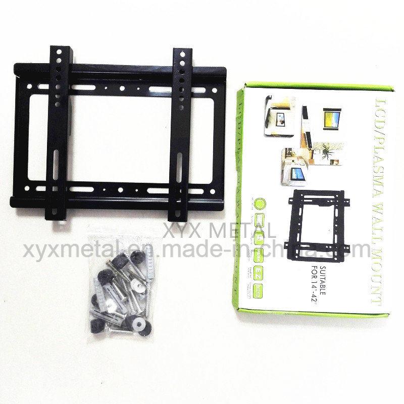 "14"" to 42"" LCD LED TV Universal Flat Panel Screen Holder Bracket"