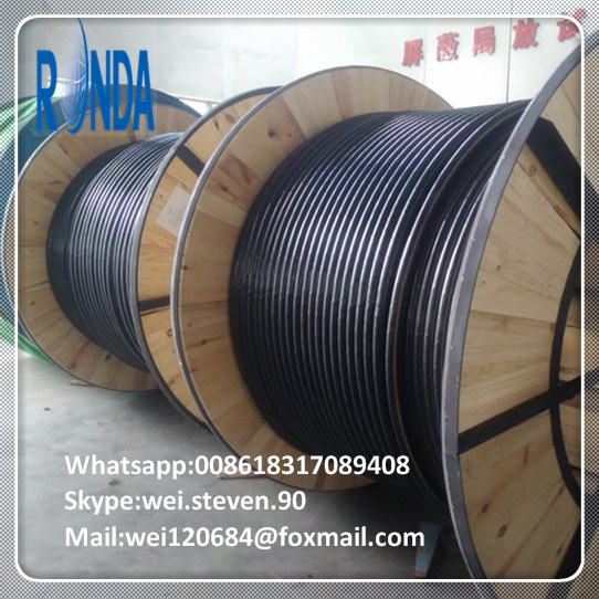 Underground UG XLPE Insulated PVC Sheathed Single Core Electrical Cable