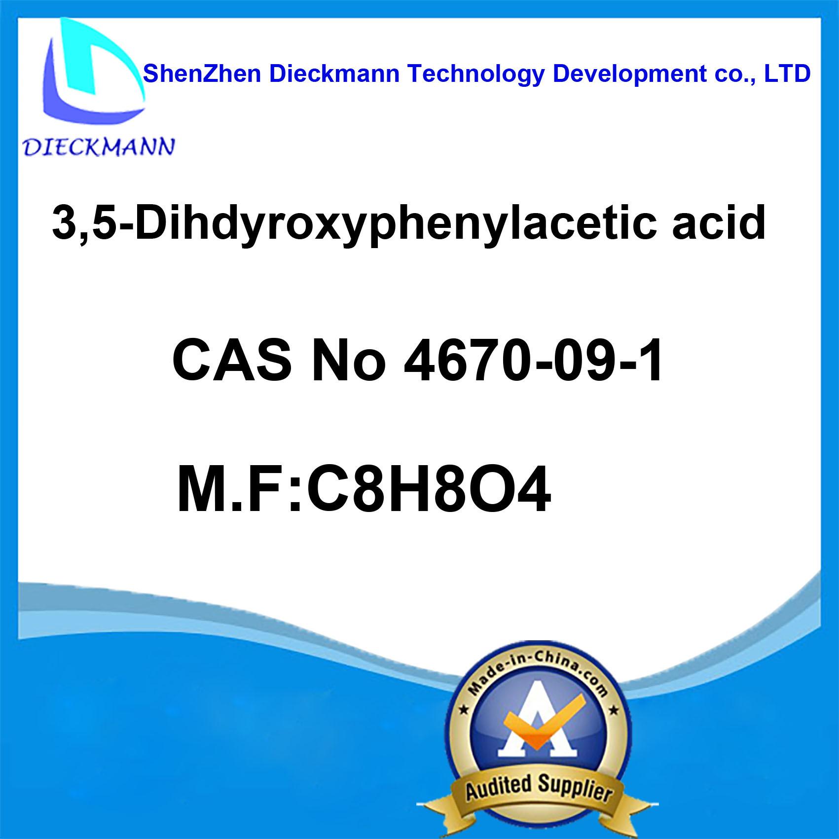 3, 5-Dihdyroxyphenylacetic Acid CAS No 4670-09-1