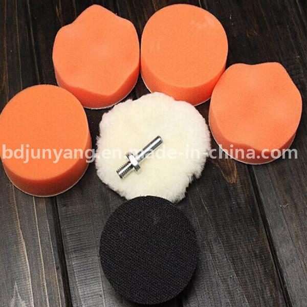 Factory Wholesale Sponge Polishing Wheel/Sponge Polishing Disc/Foam Polishing Pads