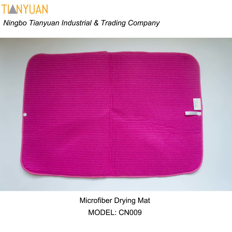 Microfiber Dish Drying Mat