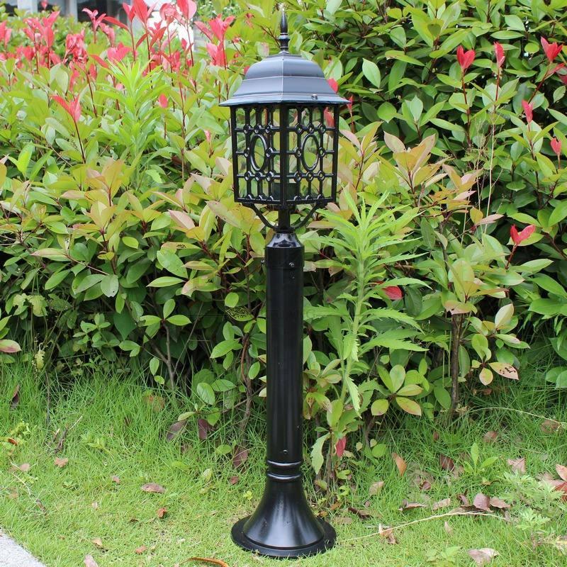Haochang Solar Garden Light with Easy Installation Way
