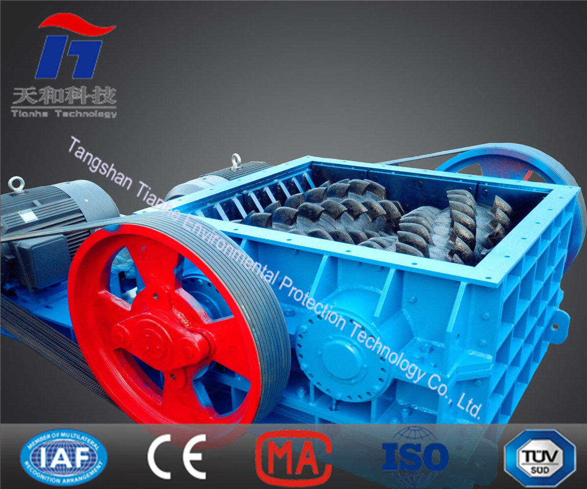 China Certificaed Roller Crusher for Stone Ore Coal Rock