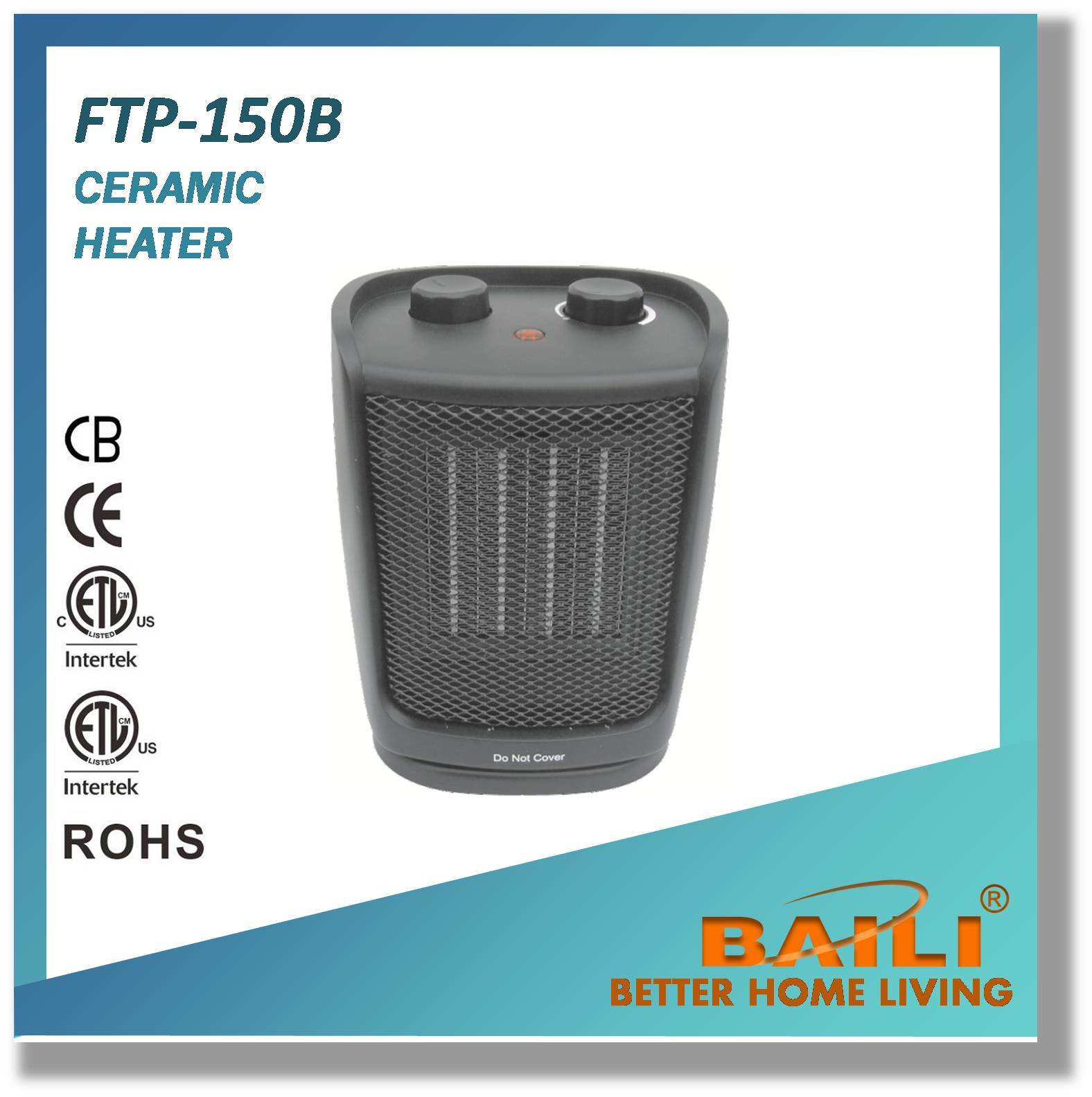 Hot Sales High Efficiency PTC Heater