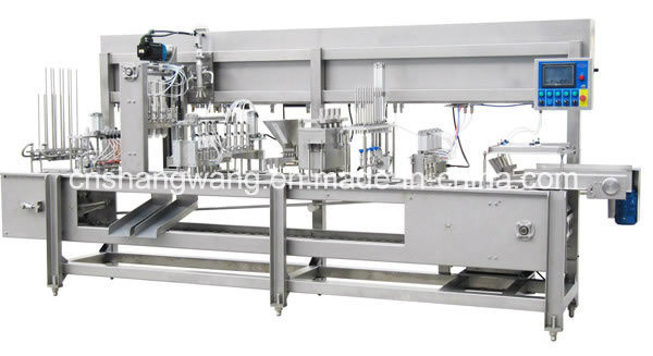Complete Ice Cream Production Line/Equipment