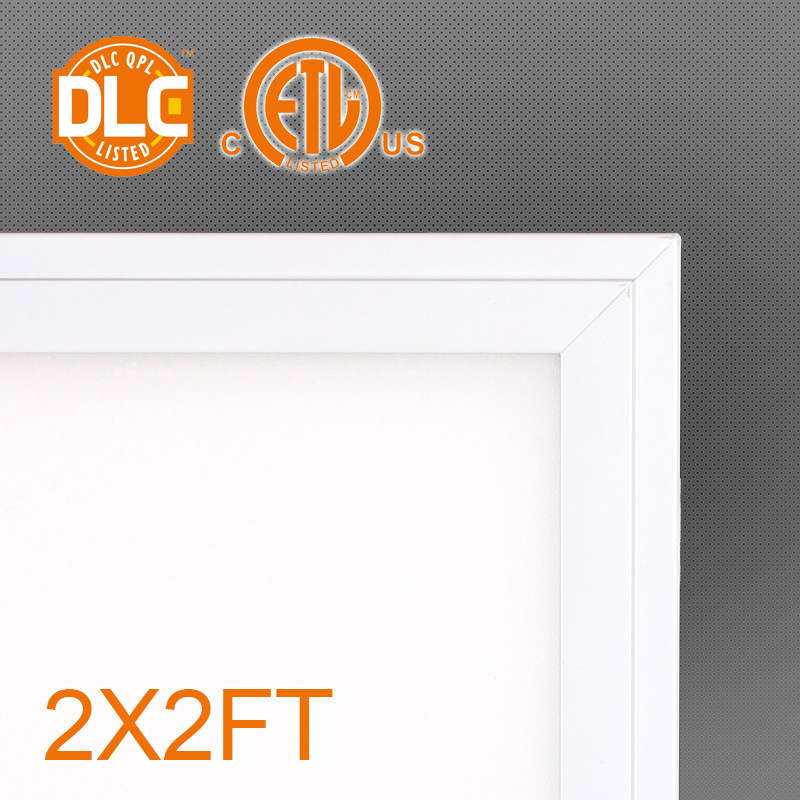 40W 0-10V Dimmer LED Panel Lighting 2X2 Feet