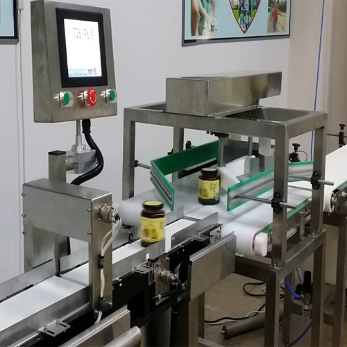New 0.1 G Weighing Accuracy Check Weigher / Check Weighing Solution