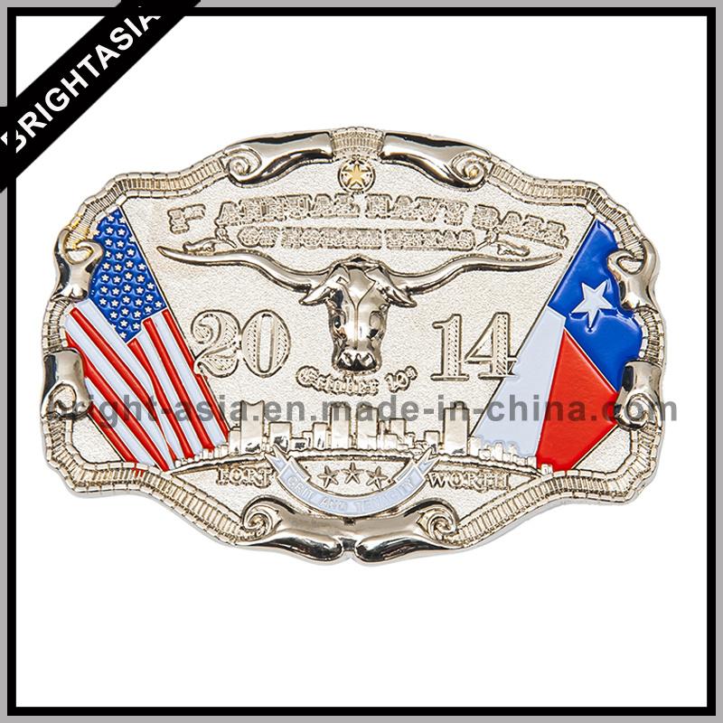 High Quality Hard Enamel Badge (BYH-10710)