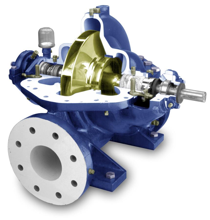 Split Casing Centrifugal Water Pump