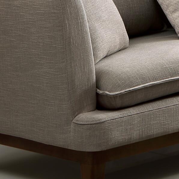 Living Room Furniture Modern Design Fabric Sofa (G7603)
