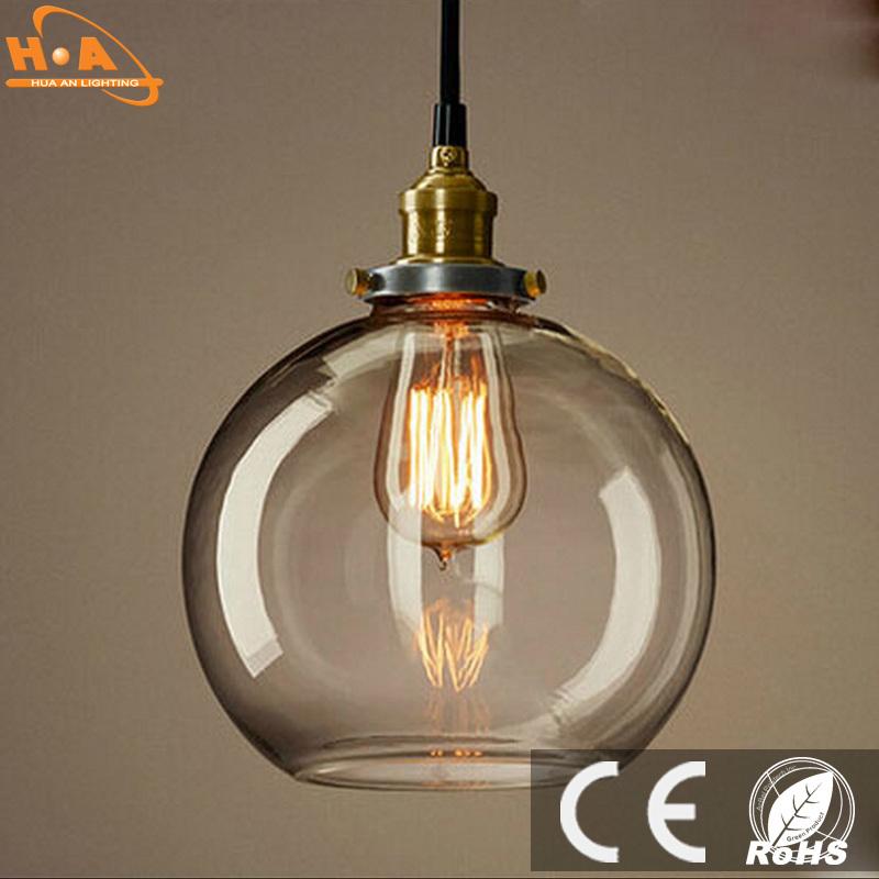 Hot Sales Chandelier Light Glass Material Pendant Light