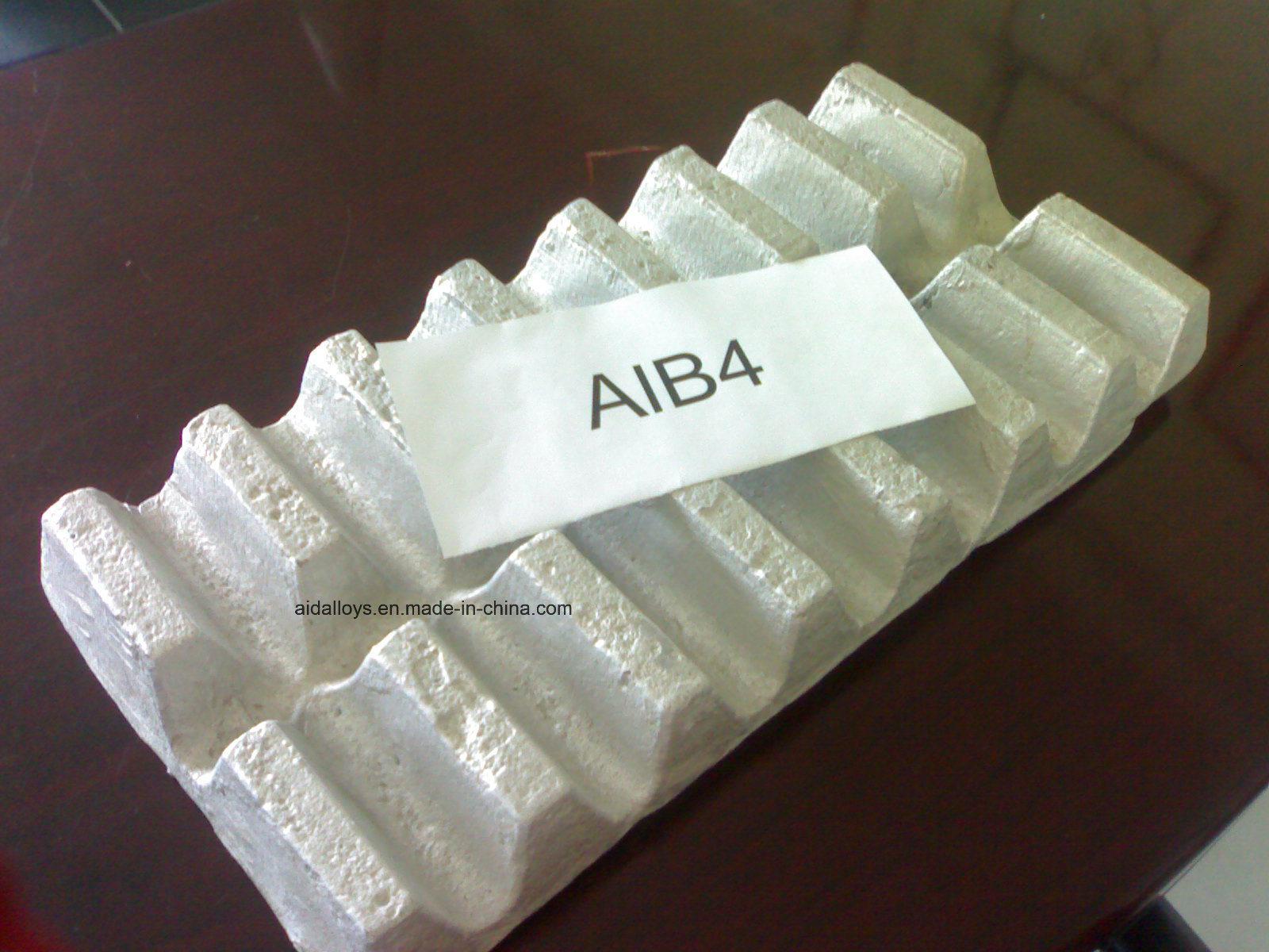 Aluminum Based Master Alloys