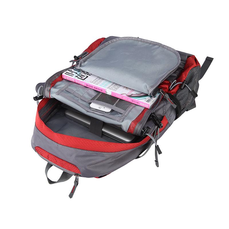 Fashion Mixed Color Chubont Waterproof Laptop School Bag Sports Backpack