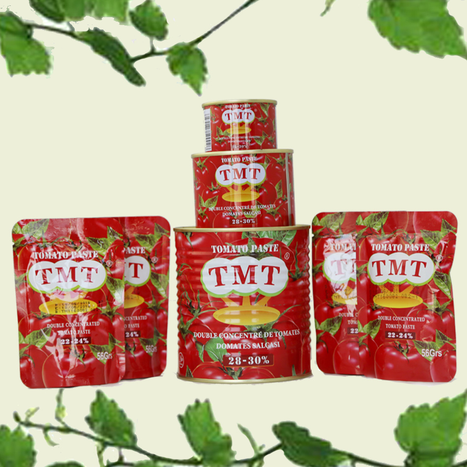 Hot Sell Chinese Tomato Paste From Hebei Tomato