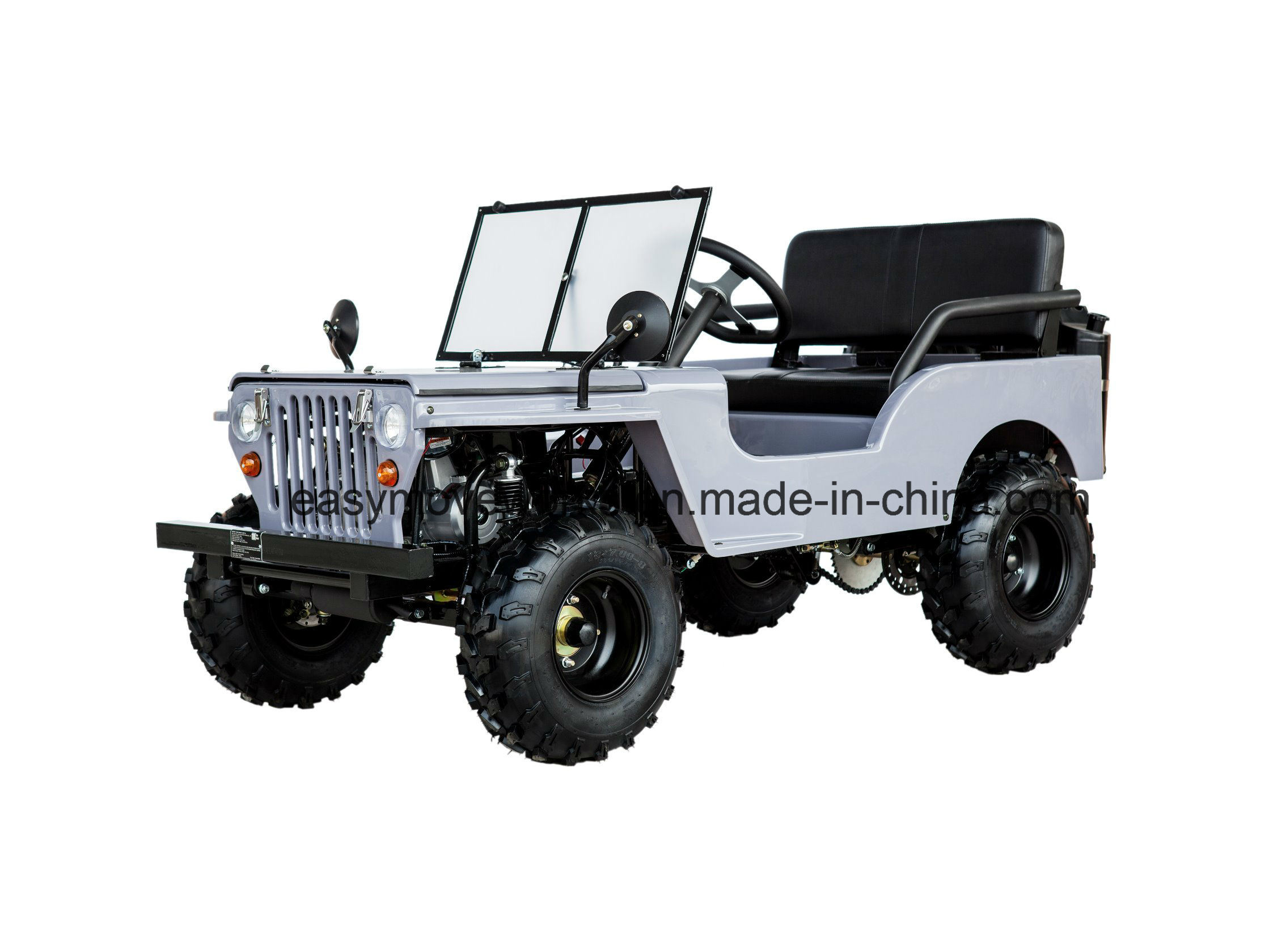 50cc Gasoline Mini Jeep for off Road