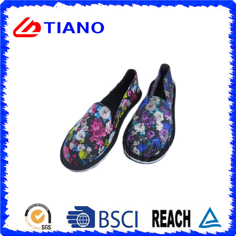 Colorful Casual Canvas Shoes for Women (TNK35334)