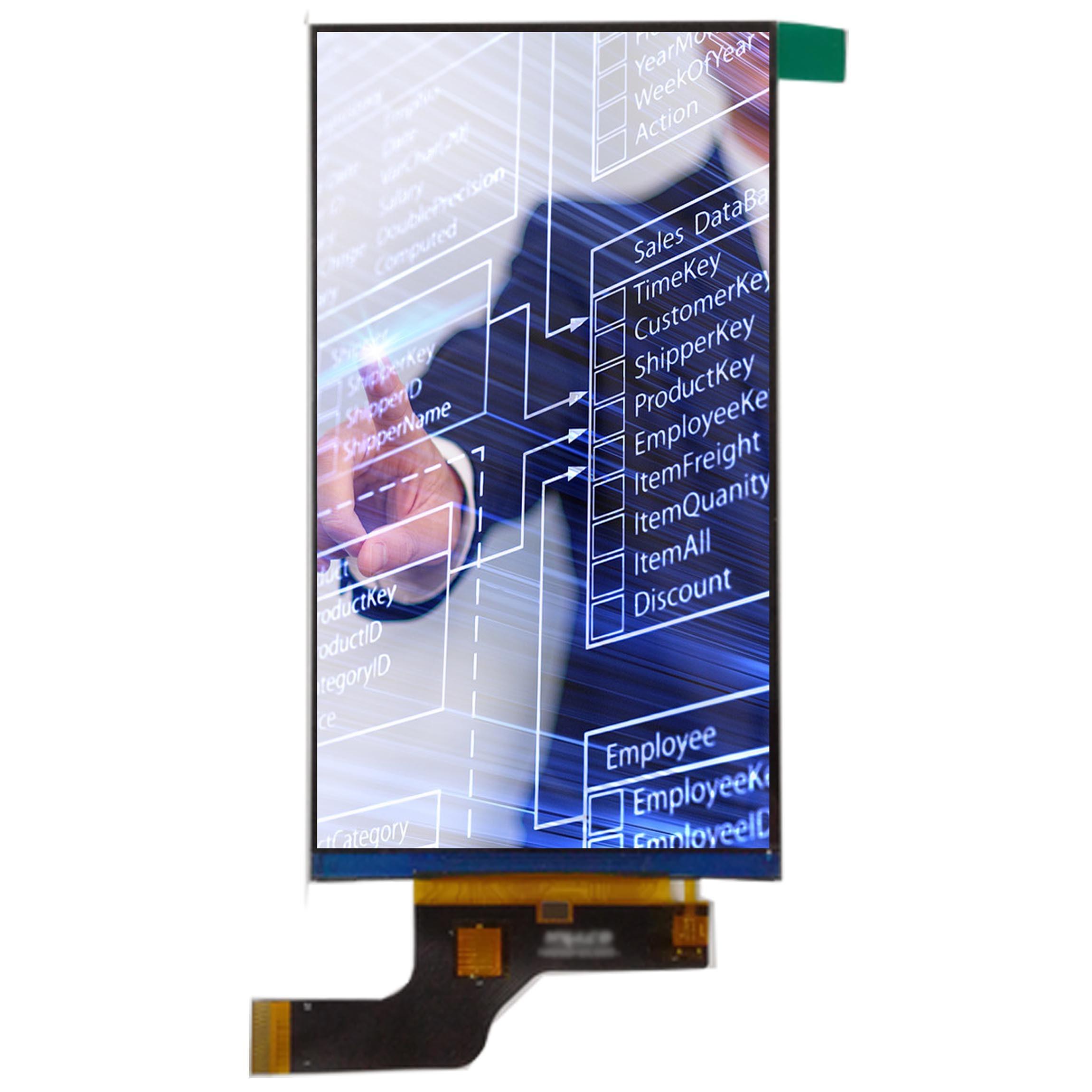 5.0 Inch HD Customizable TFT LCD Module