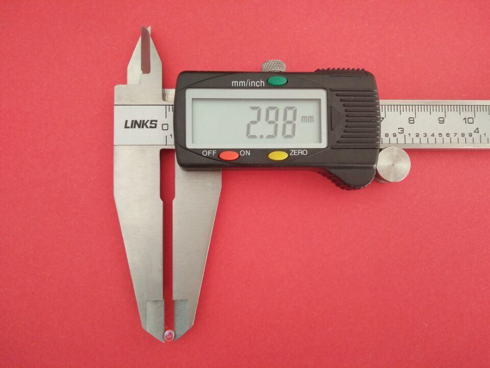 Plano Concave Optical Lens