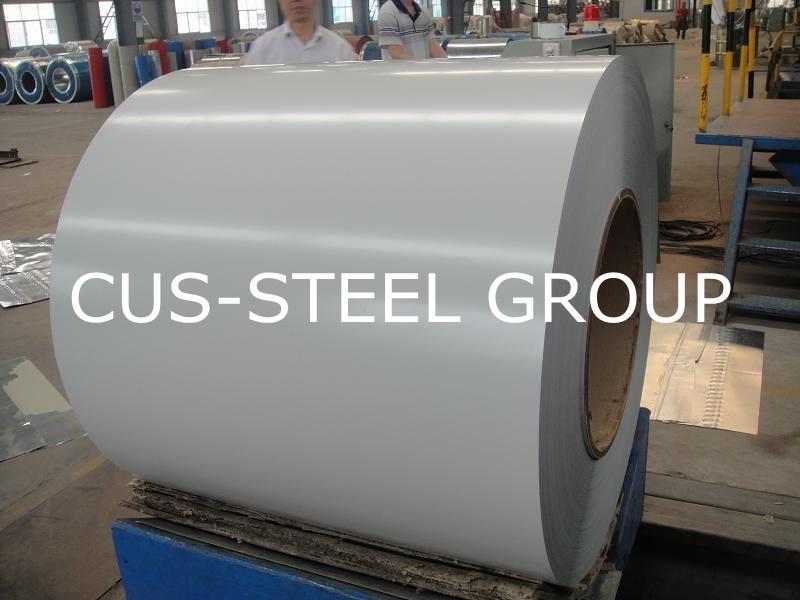Prepainted Galvanized Sheet /Matt PPGI/PE Film Color Coated Steel Coil