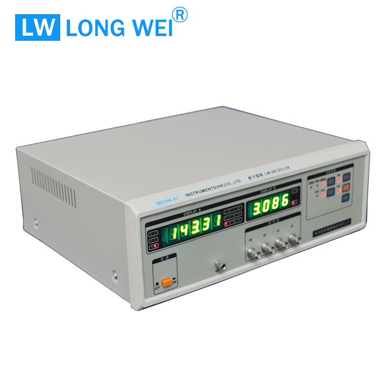 Lw2811c Single Micro-Processor Digital Lcr Meter