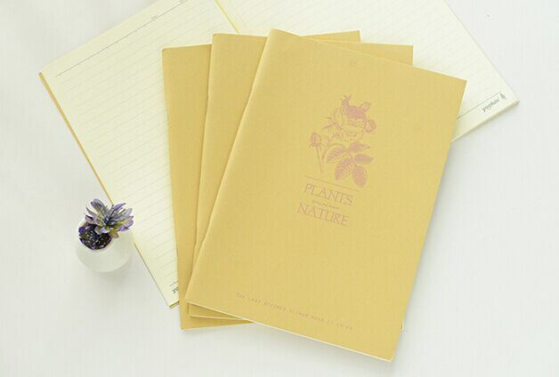 Craft Paper Staple Binding