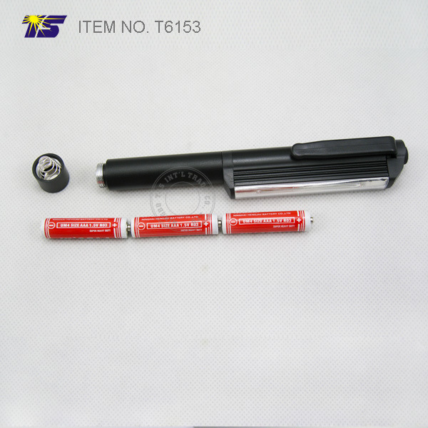 COB LED Work Light Aluminum LED Pocket Light (T6153)
