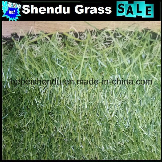 4 Tone Popular Grass Carpet for Garden Decoration