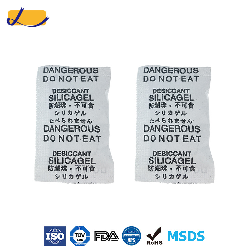 10g Silica Gel Moisture Absorber Desiccant for Cookie Packet
