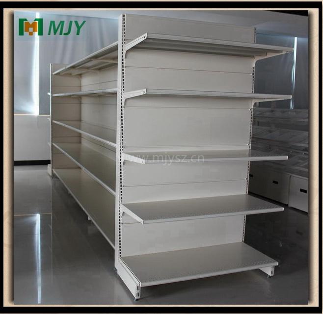 Supermarket Gondola Shelving Mjy-3805